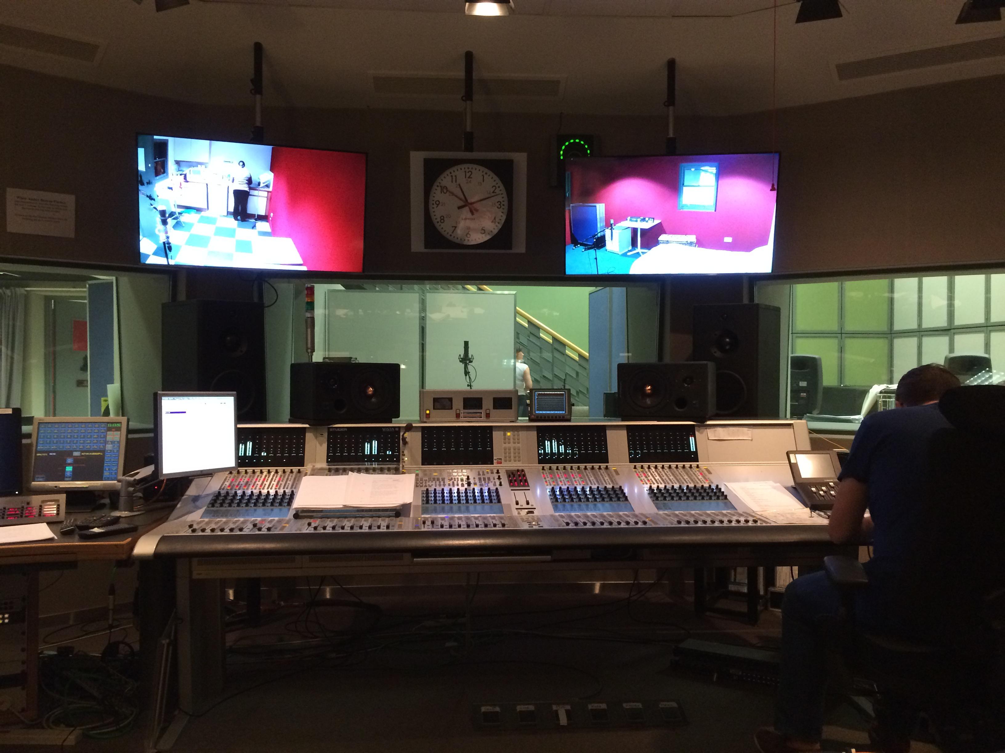 BBC Drama studio