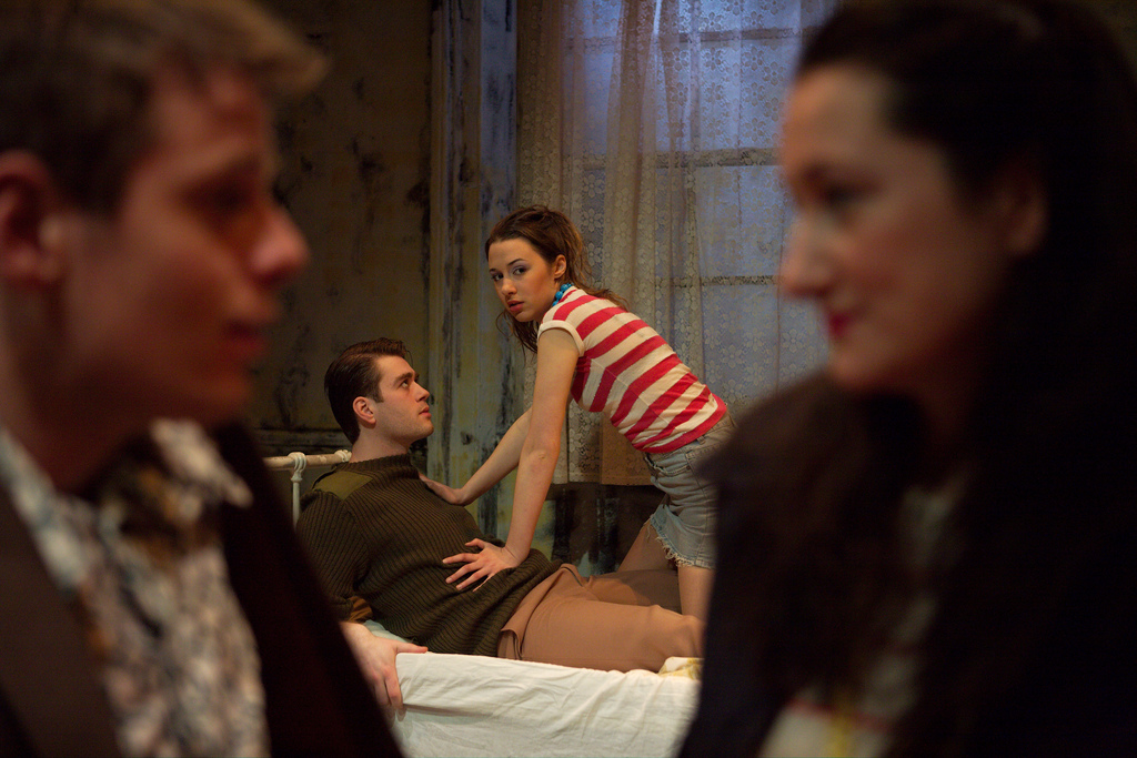 Fanny & Faggot - Elicia Daly, Simon Darwen, Diana May & Christopher Daley