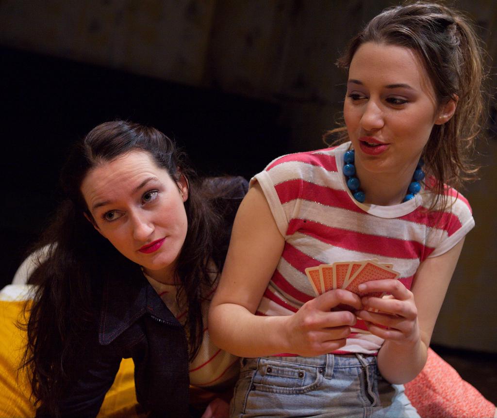 Fanny & Faggot - Elicia Daly & Diana May