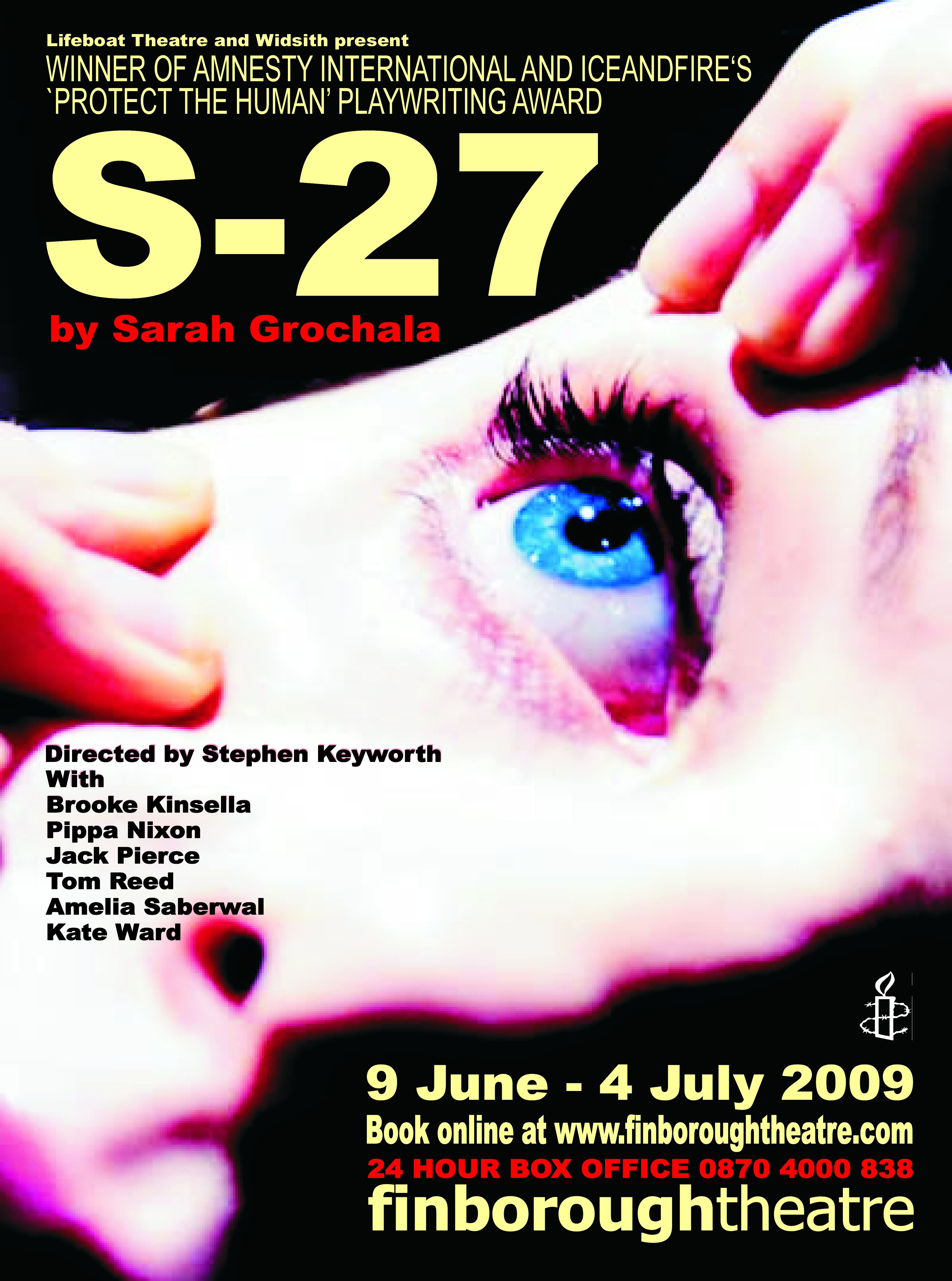 S-27 poster