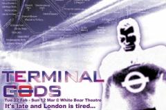 Terminal Gods publicity