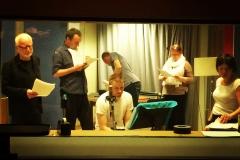 Marathon Man - in the studio with Jack Lowden, Iain McDiarmid