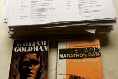 William Goldman books and radio scripts